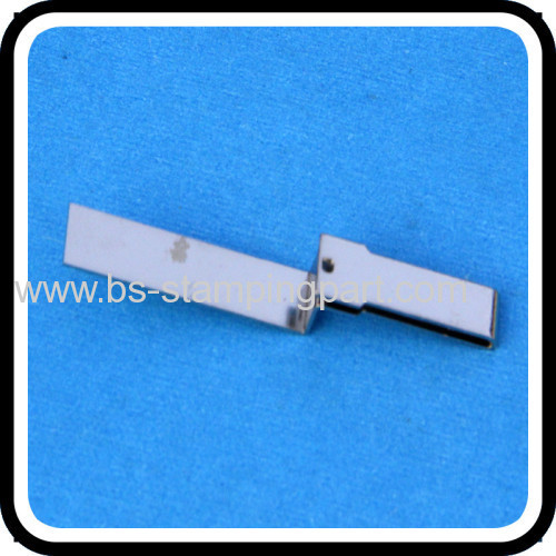 metal PCB contacts with nickel plating