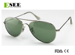 Factory Direct Sell Large Metal Sunglasses