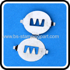 spring steel CR2477 Battery holder mould ready