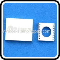 stamping etching LOGO metal pcb holder
