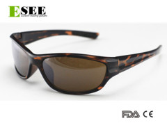 Saddle style Sunglasses with superior fit and comfort