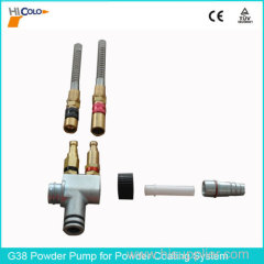 Powder Coating Gun Spare Parts Pump