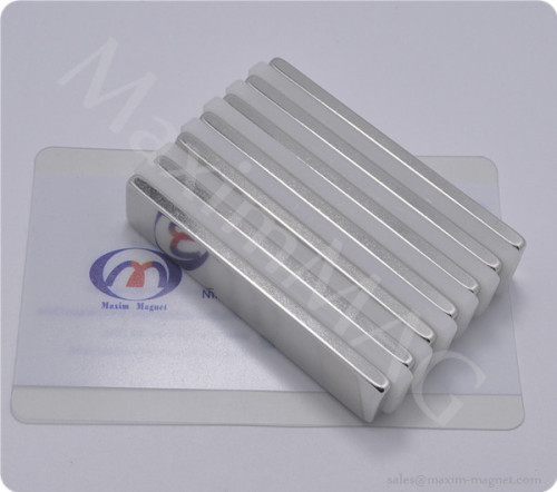 Neodymium block magnets NdFeB