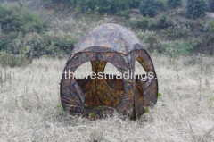Outdoor Pop Up Spring Steel Blind