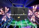 Auto Home Disco Club RGB Laser Light 6000mW DMX Lighting Stage Effect