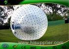 Professional 0.8mm PVC Inflatable Human Ball Soccer For Crazy Events