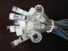 Professional White waterproof plug