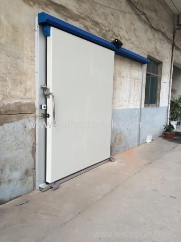 European Style Heavy Duty Sliding Freezer Doors