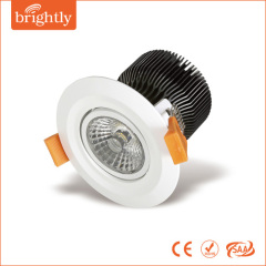 12W Aluminium Body LED Ceiling Light