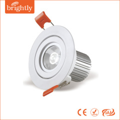 9W/12W Aluminum Body LED Ceiling Light