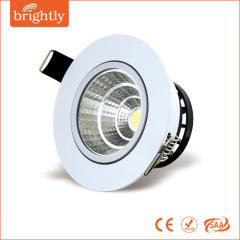 LED Lighting 7W/9W/12W Aluminium Body LED Ceiling Light