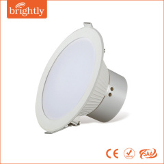 7/9/12/15/18W Plastic+Alu. LED downlight