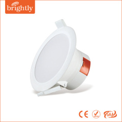 7W/9W/12W Plastic+Alu. Round Led Downlight