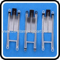 metal que carimba as peças de fabricação