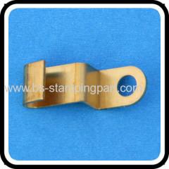 metal spade electrical terminal