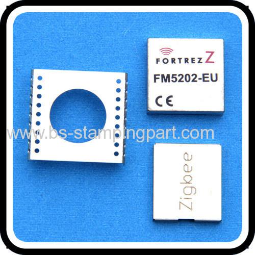 customized LOGO metal stamping box