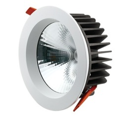 240v led downlights review