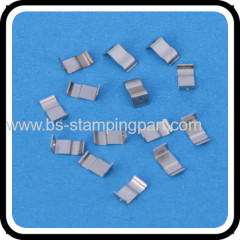 PCB contact metal stamping