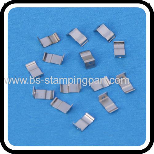 PCB contact metal stamping