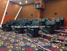 Dynamic Motion Seat 4D Cinema 5D Movie Theater With Hydraulic Motion Platform
