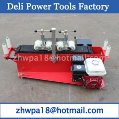 Petrol engine Cable-pusher machine