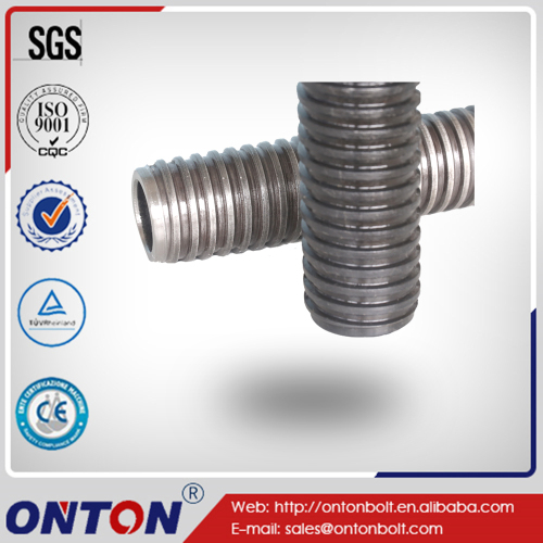 T52N hollow threaded drilling bolt
