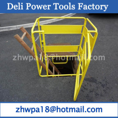 Approved Manhole Guard used safty