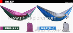 Popular nylon parachute hammocks