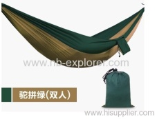 Quality nylon parachute hammocks