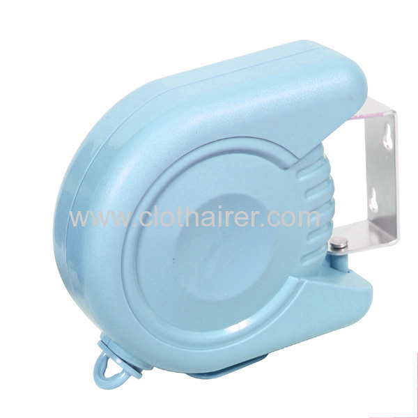 Wall Mounted Abs Shell Pvc Line Plastic Retractable