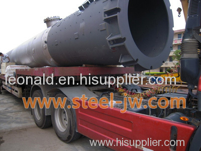 SPV490 pressure vessel steel