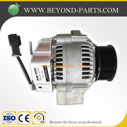 komatsu diesel generator PC200-6 generator alternator 6D102 600-861