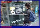 Large Multi - Point 72 Inch Interactive Touch Screen Film For Glass