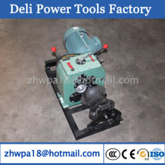 Hot sale Cable Pulling Winches Cable bollard winch 8T load