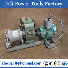 New type Cable Capstan Winches pulling winch Gasoline power