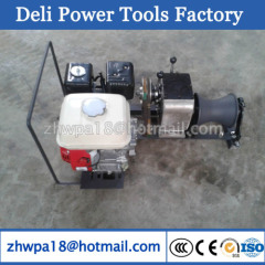 Diesel engine Cable Pony winch Cable Pony Hydraulic