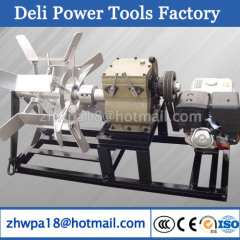 Diesel 8T Cable Capstan Winches pulling winch supplier