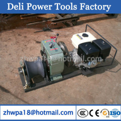 Best quality Cable Towing Winch Machine export standard