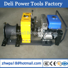 Cable Drum Pulling Hoist Winch 3T 5T high ducy power