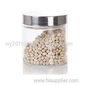 Cylinder Glass Mason Jars