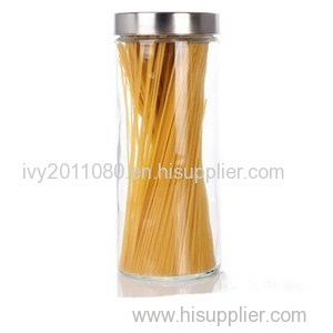 Pasta Storage Glass Mason Jars