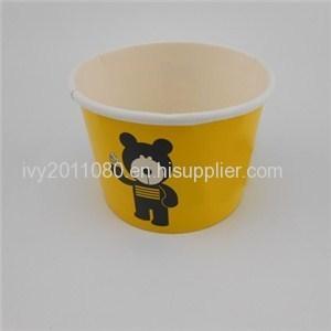 Laminated Paper Ice Cream Cups