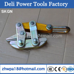 SELF GRIPPING CLAMPS Cable Pulling cable grip puller