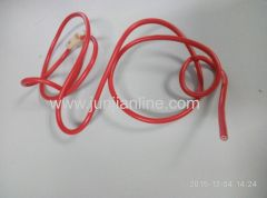 various colors instrument cable