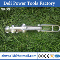 Self Locking Clamps Bolted Type Come Along Clamps