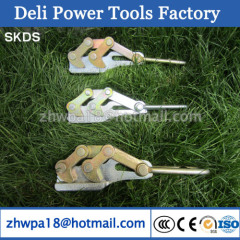Self Locking Clamps for Copper and Steel Wire