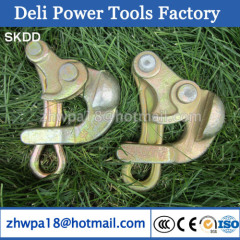 cable wire grip suitable for adjusting pull string of common steel wire