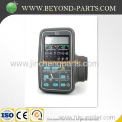 Komatsu Excavator parts PC200-6 PC300-6 6D102 monitor 7834-77-3002 7834-77-6001