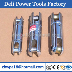 Anti-Twist Swivel with sline bearing made of aluminium
