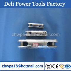Anti-twist device with shackle Anti-twist device
